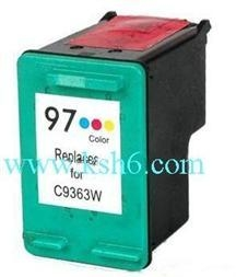 China compatible HP 97 ink cartridge on sale