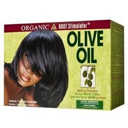 China Organic Root Stimulator Olive Oil Relaxer - Extra Strength on sale