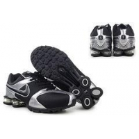 China Nike Air Shox R4 mens shoes black silver-87 on sale