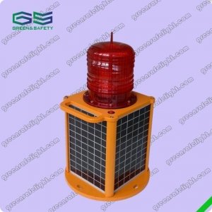 China GS-MS/B Medium-intensity Solar Aviation Light on sale