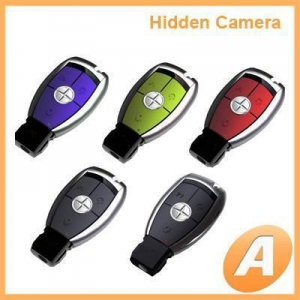 China Sound-Activated 2.0 Mega Pixels Mini Size Car Key Design Digital Video Recorder/ on sale