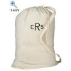 China Personalized 100% Cotton Laundry Bag for sale
