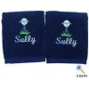 China Golf Towel Set of 2 for sale