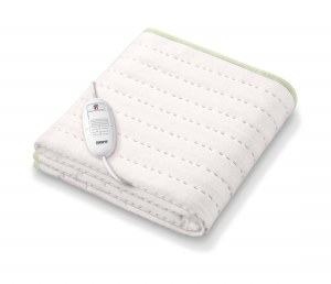 China SINGLE Monogram EcologicTie-Down Heated Electric Blanket ECS 379.06 on sale