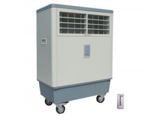 China 6000m3/hr~18000m3/hr Portable air cooler Portable evaporative air cooler on sale