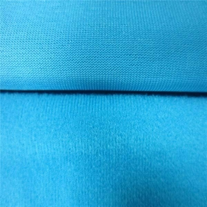 China Flannel Colored Tricot Brushed Fabric For Lining on sale