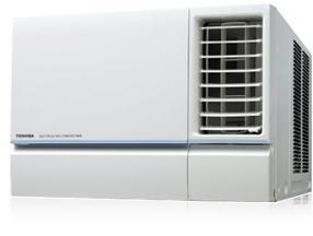 China Toshiba Air Conditioners - GE2B, Window air conditioner, Cool + Heat
