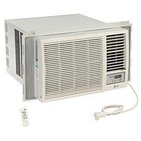 China Lg Window Air Conditioner 18000 BTU Heat/Cool on sale
