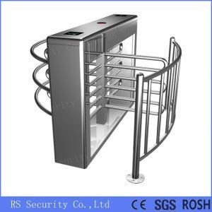 China Half Waist Height Turnstile Physical Access Systems on sale