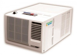 China Solar Powered Window Air Conditioner on sale
