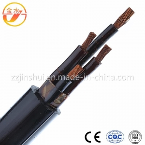 China 3G1.5mm2 3G2.5mm2 Flexible Rubber Cable H07RN-F on sale