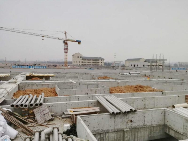 China Project Changan sewage station