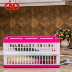 China Multifunctional Plastic Small Storage Boxes Baskets on sale