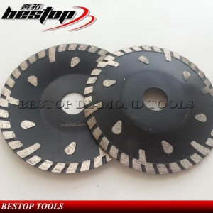 China 4 Inch 100mm Concave Cutting Blade for Angle Grinder on sale