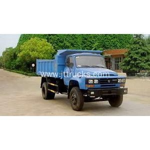 China Dongfeng used heavy duty arrow dump trucks sales on sale