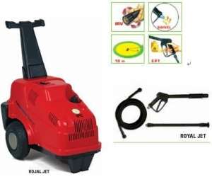 China High pressure water cleaning machine ROYAL JET DS 3160T on sale