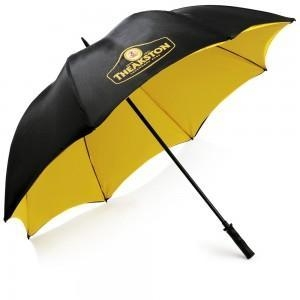 China Customized Golf Umbrella on sale