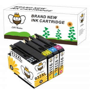 China Ink Cartridges 4PK Remanufactured Ink Cartridge for HP 932XL 933XL 4Pk - OfficeJet 6100 6600 6700 on sale