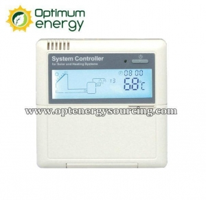 China Solar Hot Water System Solar Controller for Split Solar Hot Water System (SR868C8 / SR868C8Q) on sale