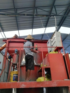 China cellular light weight concrete block machine on sale