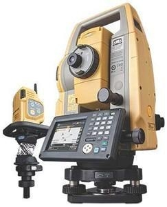 China Topcon DS-200i Imaging Robotic Total Station on sale
