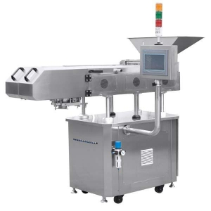 China Packing machine line BCM-8 Trays tablet counting on sale