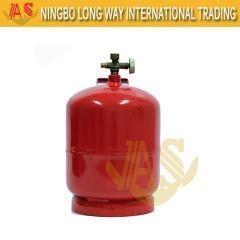 China 2017 Weld Steel Lpg Gas Cylinder with Valve/Compress Gas Tank on sale