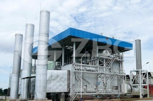 China Waste Heat Recovery Boiler of Hazardous Waste Incineration on sale