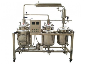 China Extraction Condensing Equipment Liquid Extraction Equipment on sale