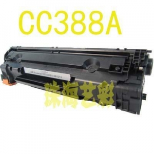 China Toner Cartridge HP CC388A 88A Toner Cartridge Compatible 100% New wholesale