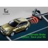 China Car Accessories Reverse Parking Sensors With 0.7-2.5m Optional Braking Distance for sale