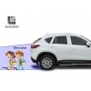 China Car Reverse Automatic braking system With Buzzer for Car Secruity System Protect Child for sale