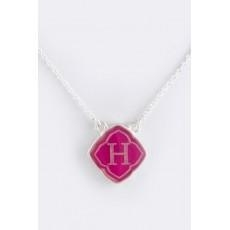 China Necklace INITIAL H PENDANT NECKLACE NO.:N005835 on sale