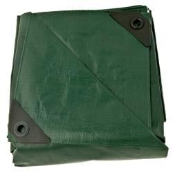 China BOAT REPAIR PRODUCTS Seachoice Heavy Duty Green Poly Tarps on sale