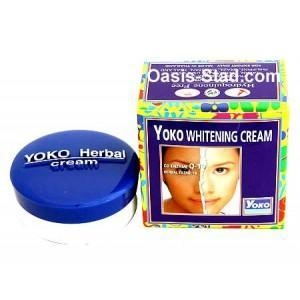 China BODY CARE Yoko Whitening Cream Co Enzyme Q-10 Herbal Extract on sale
