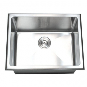 China drop in laundry sink stainless steel on sale