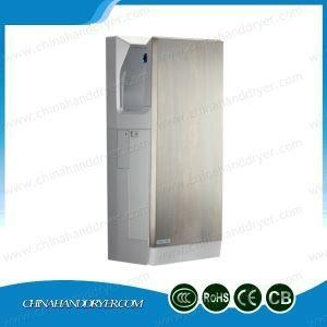 China Top PerformanCE Low Power Consumption Jet Towel Slim Dryer From Automatic Hand Dryer Manufacturer on sale