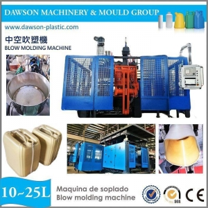 China Jerry Cans Gallons Blow Moulding Machine on sale