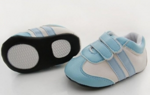 China Baby Shoes Baby girls boys flat soft shoes on sale