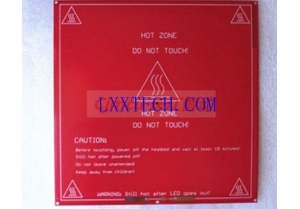 China 3D Printer Accessories New RepRap 3D Printer PCB Heatbed MK2a Heat Bed Hot Plate on sale