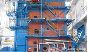 China coal fired boiler in thermal power plant on sale