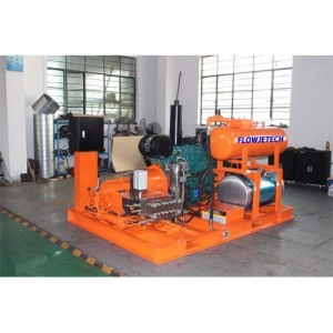 China Water Jet Cleaning Equipment on sale