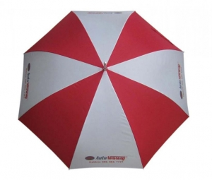 China business advertising golf umbrella custom logo promotional golf umbrella on sale