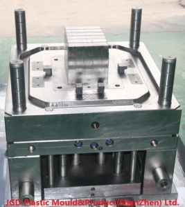 China Injection Mold Battery Case Injection Mould on sale