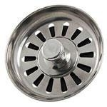 China Aluminium Components Stainless Steel Wash Basin Sink Strainers S S Sieves on sale