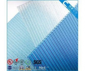 China Crystal Colorful Polycarbonate Sheet on sale