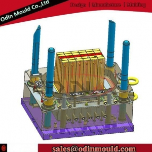 China Automotive battery case injection mould IM-01 on sale