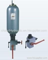China safety shut off valve for accumulator on sale