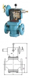 China AQZ Series Gas Safety Shut-off Valve on sale