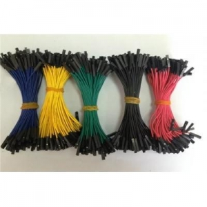 China Dupont wire set ,100pc/set , 20cm, Female to Female on sale